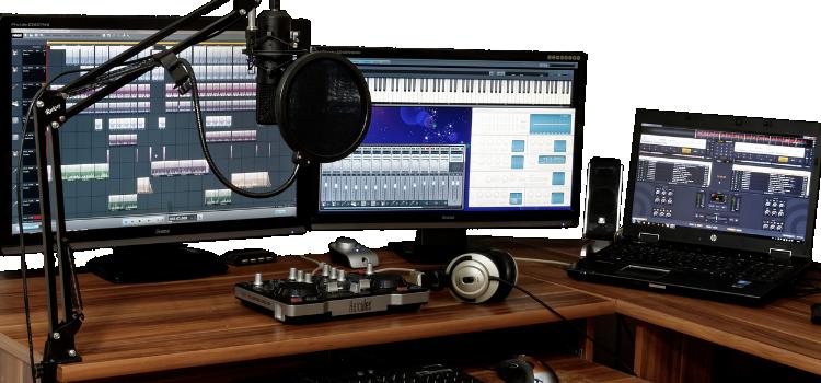 Znalezione obrazy dla zapytania studio recording
